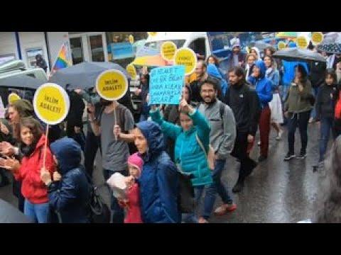 20 Eylül 2019 Küresel İklim Grevi İçin Kadıköy'deyiz