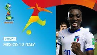Mexico v Italy Highlights FIFA U17 World Cup 2019