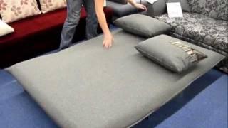Обзор дивана Fusion Avanture фабрики AFCI