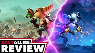 Ratchet & Clank: Rift Apart - Easy Allies Review (Video Game Video Review)