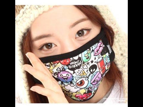 Почему корейцы носят маски