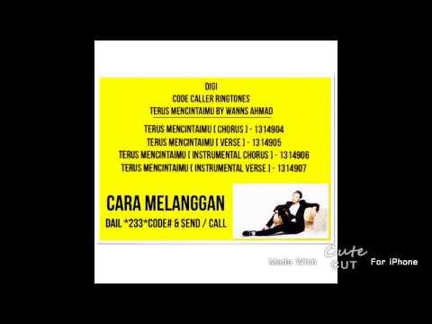 Promo CallerRingtones Terus Mencintaimu by Wanns Ahmad