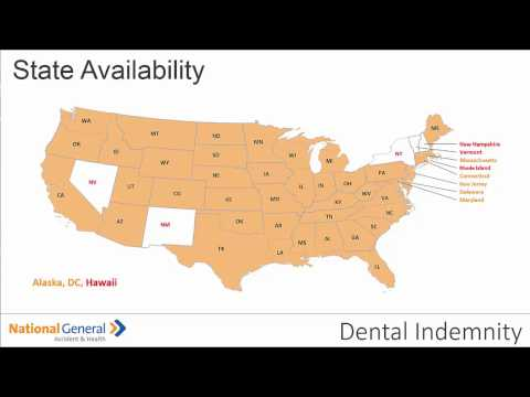 Dental Indemnity | National General Accident & Health Product Training