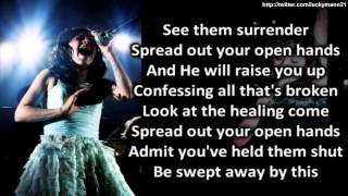 Flyleaf - Swept Away (Lyric Video HD) Alternative Metal/ Memento Mori