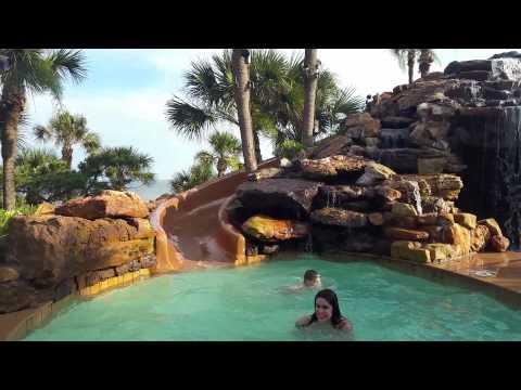 Hotel Pool San Luis Resort Galveston