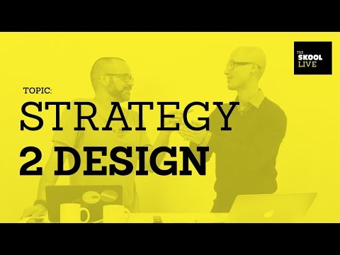 How to Translate Strategy to Design
