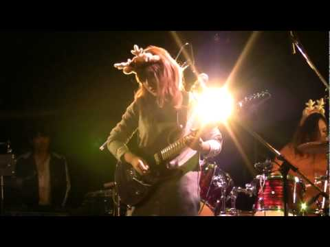 Miki Kato - The Extremist (Joe Satriani) - Live -