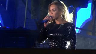 Beyoncé -- I Will Always Love You & Halo Live Chime For Change Twickenham Stadium London June 1