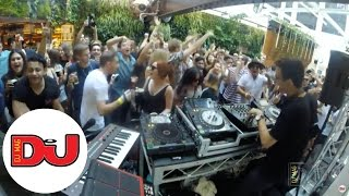 Luke Million & Young Franco Live From Sydney Rooftop Tea Party