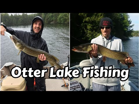 Otter Lake Fishing