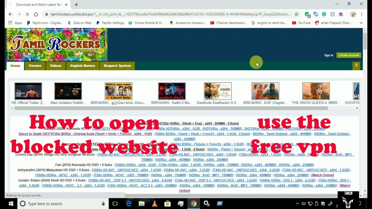 Tamil search websites