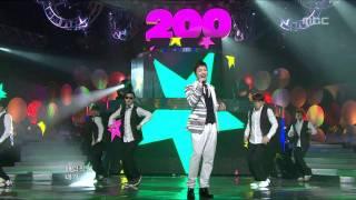 Park, Hyun-bin - Shabang Shabang, 박현빈 - 샤방샤방, Music Core 20100220