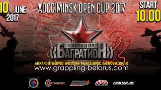 ADCC MINSK OPEN CUP 2017 - PROMO VIDEO