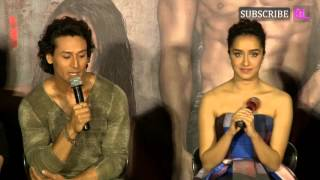 Baaghi Movie Trailer | Trailer Launch | Tiger Shroff | Shraddha Kapoor | UNCUT | Part 2 1080i