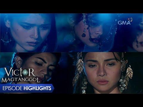 Victor Magtanggol: Ang mga diwatang nagligtas kay Victor   Episode 41