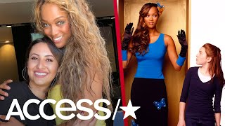 Tyra Banks Announces Francia Raisa As Her 'Life Size 2' Co-Star – But Will Lindsay Lohan Join?