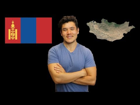 Geography Now! MONGOLIA
