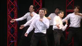 セキネ 【 U-1グランプリ ジョビジョバ 】2014年