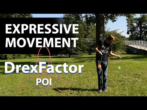 Poi Dancing Tutorial: Expressive Dance and Movement