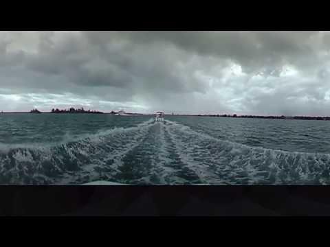 TT Explora LX 700 and 550 DL Sea Trial 📷 360 Video 📷