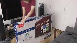 TCL 6-Series (2018 R617) TV Review: 55″ FALD & Dolby Vision for $650!