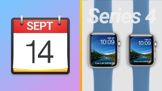 2018 iPhone X Pre-Order Date Leaked & Apple Watch Series 4 Registered!