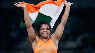 Sakshi Malik; From Challenger to India's Rio Wrestler