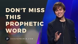 What Is God Saying To You Right NOW? | Joseph Prince