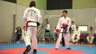 ITF Taekwondo KO