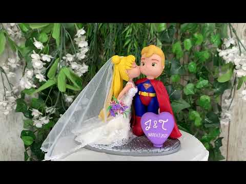 superman-and-sailor-moon-wedding-cake-topper-figurine
