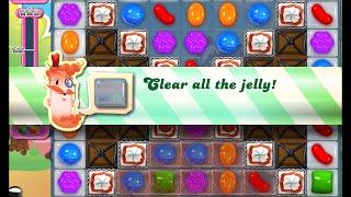 Candy Crush Saga Level 1367 walkthrough (no boosters)