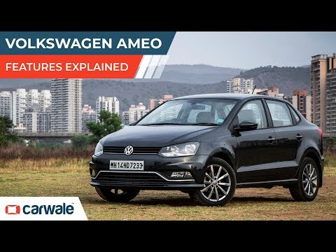 Volkswagen Ameo | Features Explained | CarWale