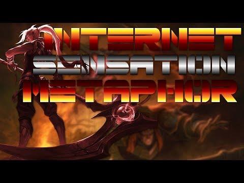 Metaphor | FAMOUS STREAMING SENSATION