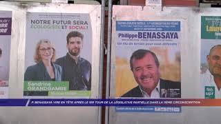 Yvelines | P. Benassaya vire en tête dans la 11ème circonscription