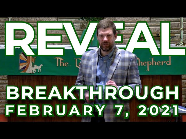REVEAL: Revealing Breakthrough