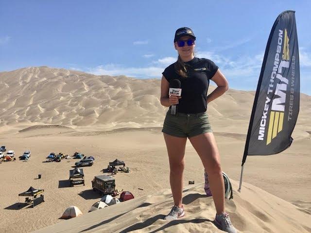 Raid Duna Grande 2019 (Nazca,Perú)