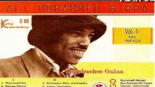 Ali Mohammed Birra - Hammalelee አማሌሌ (Oromiffa)