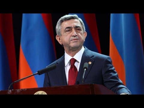 Сержу Саргсян предъявили обвинение в хищении. Подробности ситуации в Армении