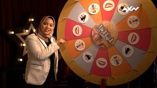 Siti Saniyah Takes A Spin At The Wheel Of Talent | Asia's Got Talent 2019 on AXN Asia