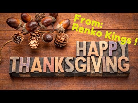 Happy Thanksgiving – $890 Day Trading the NASDAQ NQ -We Remove the NOISE | Renko Kings Software