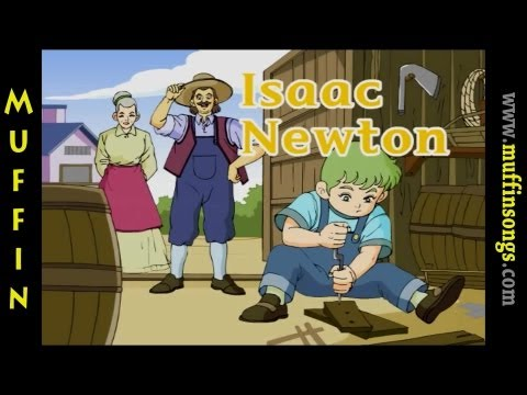 Muffin Stories - Isaac Newton