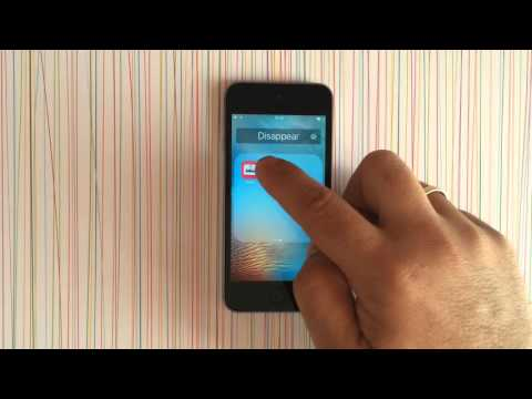 How To Hide Any App On iPhone - iPad Up To iOS 9.2.1 *Apps Come Back By Restarting. Read Description