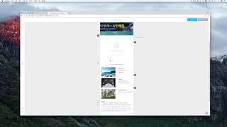 MODERNFAB  반응형 웹 모바일 전용 디자인모드