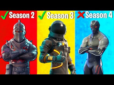 WHY SEASON 4 FORTNITE SKINS ARE TERRIBLE (not hate, watch to the end)