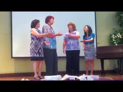 Soundwise Quartet- May You Always-Woodlands Show Chorus Charter Party