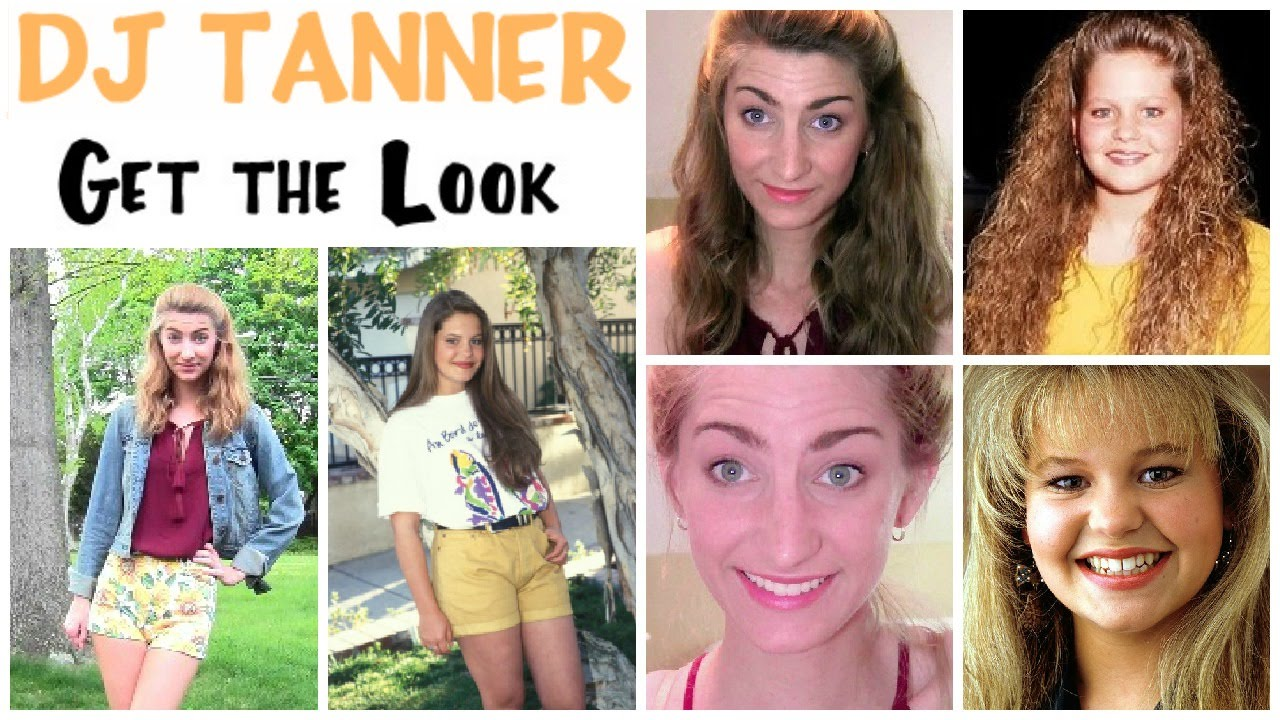 Dj Tanner Get The Look Hair Makeup Outfit Youtube