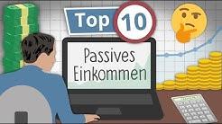 10 Wege um Online Geld zu Verdienen: Passives Einkommen im Internet?