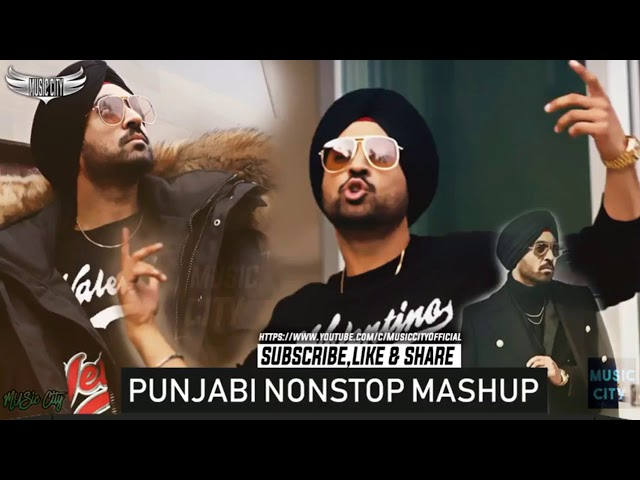 Punjabi Mashup 2020 | Punjabi Remix Songs 2020 | Non Stop Remix Mashup Songs 2020