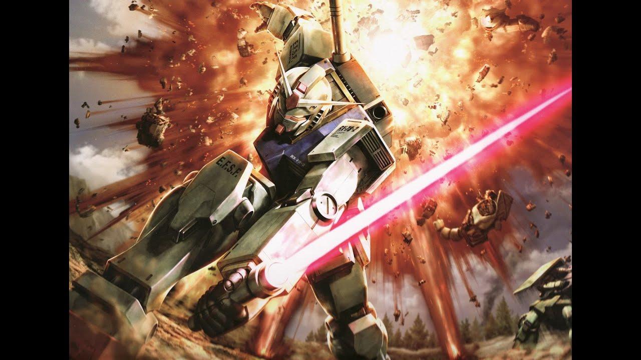 Hd Gundam Themes: My Top 10 Gundam Series