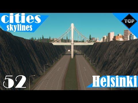 Cities: Skylines | Helsinki - Osa 52 | Upotettu valtatie ja uusi alue!